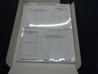 Vintage CD STOMPER PRO CD LABELING SYSTEM Win 95 98 31 NT 264352239627 3