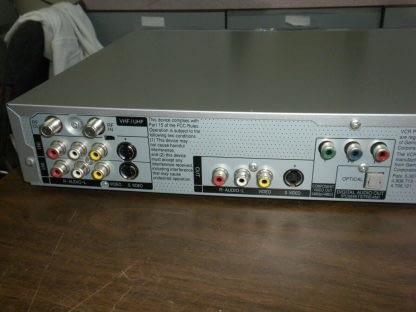 Panasonic DMR ES10S DIGA Series DVD Recorder 264570274159 6