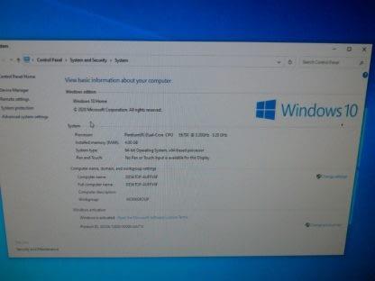 Acer X1920 UR20P SFF Desktop PC Windows 10 1TB 32Ghz 4GB 264797876526 5