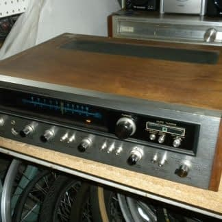 Vintage Pioneer SX 2500 Receiver with Remote Works Great Super Clean Early 1970s 274241977815
