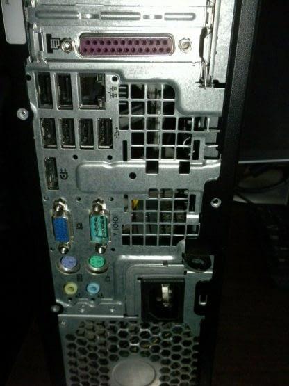 HP Compaq 8000 Elite SFF Desktop PC Works Great 274219167253 4