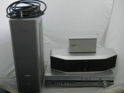 PANASONIC SA HT790V 350W Home Theatre with Speakers sb wa312 sb sa640 sb pc803 264580448062