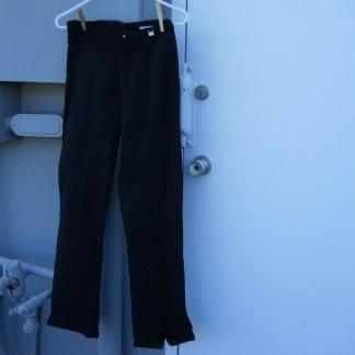 Nils Womens Ski Pants Black Stirup Feet Lined Size 6 Good condition 274371781104