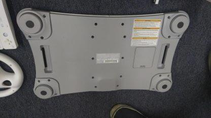 Nintendo Wii Lot 4 Controller 2 Nunchucks Balance Pad 2 Wheels Sensor Bar Works 273640354706 10