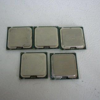 Pentium Socket 775 Core 2 Duo Desktop CPU Processor 5 pcs 264304664969