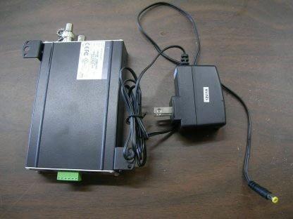 NV412A Network Video ServerEncoder Converter CCTV Camera Charger incl ADT 273949770122 2