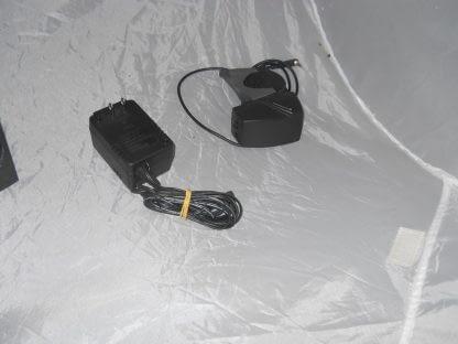 Plantronics CA10 Wireless Office Headset System 273469476659 6