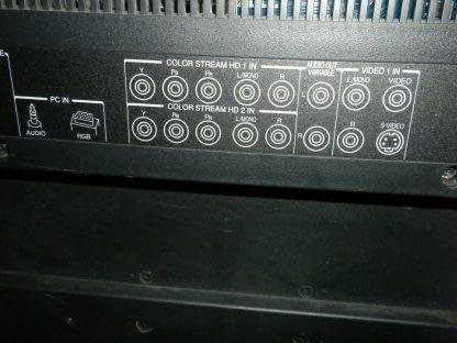 Toshiba 32AV502U 32 720p HD LCD Television PC Monitor Combo 264584456276 6