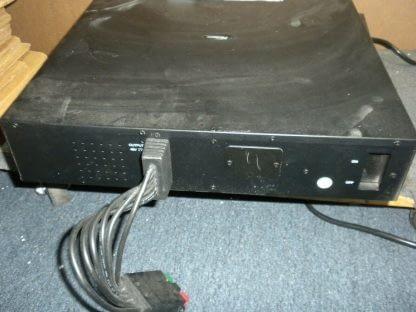 Panamax Batt1500 Rack mountable Battery box for MB1500 AC Inverter 48V 19AH 264614828396 3