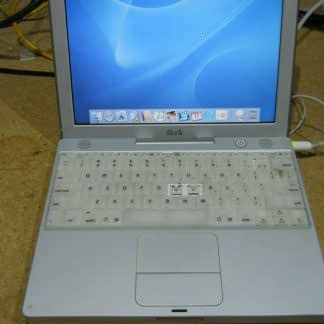Apple iBook G3 500MHz 196MB RAM 15GB HDD READ 264762084863