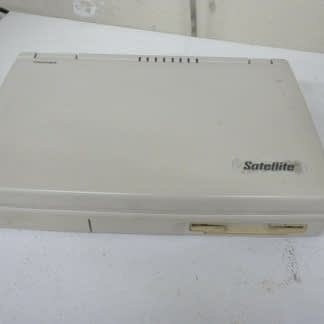 Vintage Toshiba Satellite T1960CS Laptop Rare Made in USA 1992 does not turn on 274156339413