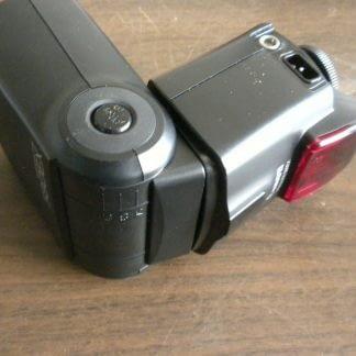 Canon 580 EX Speedlite AsIs Left Batteries inside 264285117794