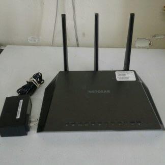 NETGEAR Nighthawk R7000 Dual Band WiFi Gigabit Router AC1900Works great 274539667994