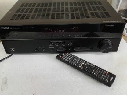 Yamaha RX RX V377 51 Channel 180 Watt Receiver 264910381645