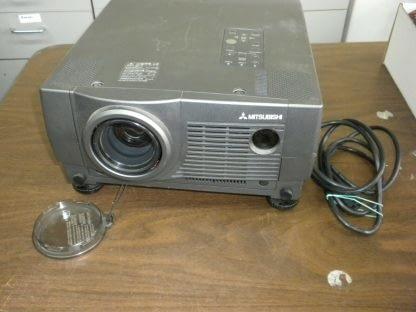 Mitsubishi LVP X400U LCD Projector Works Great 264594046351 6