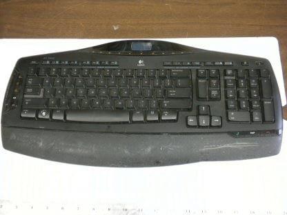 Logitech MX 3200 cordless Keyboard Wireless MX3200 867773 0403 264386351258