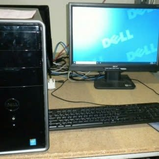 DELL INSPIRON 3847 Works Great Low Hours 274111128660