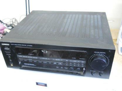 Vintage KENWOOD KR V8030 Audio Video Receiver 274405645603