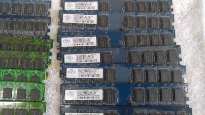 Lot of 19 1GB DDR2 Desktop RAM Memory DDR2 PC2 5300 PC2 6400 Non ECC 263959681933 10