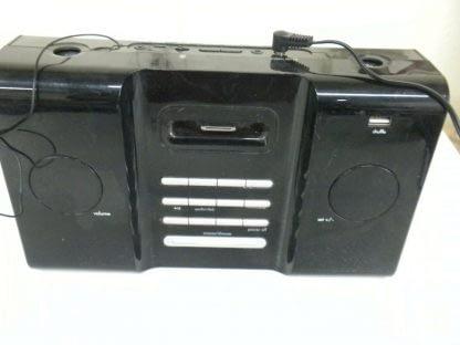 iHome iH6 USB Media Dock with Radio Clock Speaker 274115876955 4