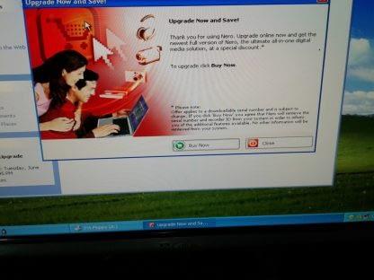 Vintage Gateway Select 1100 desktop PC Win XP Works GREAT 264845908953 12
