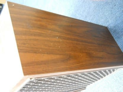 Rare Vintage Fisher 105 Audiophile Speakers SN 1 and SN 4 264716962503 11