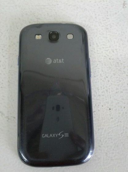 Samsung Galaxy S III SGH I747 16GB Pebble Blue ATT Cricket Android READ 264869995629 4