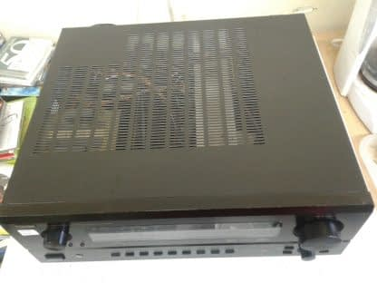 Vintage Denon AVR 3802 51 71 Home Theater Receiver Amplifier 240W channel 274537096444 5