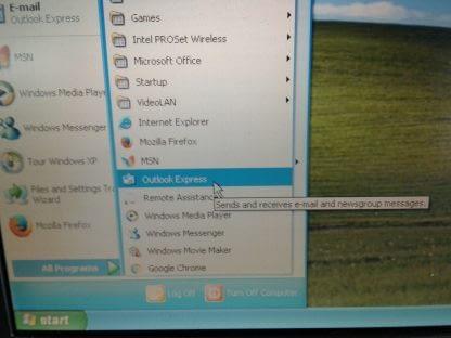 Dell Latitude D630 Runs great looks good all original Windows XP Outlook Express 274497386756 5