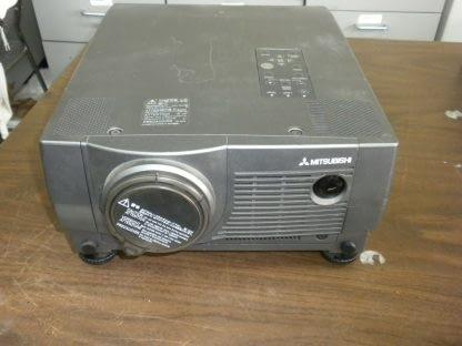 Mitsubishi LVP X400U LCD Projector Works Great 264594046351