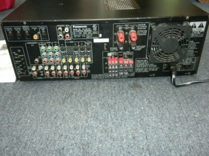 Panasonic SA HE100 350W Multi Input MOS FET Audio Video Home Theater Receiver 264277759756 8