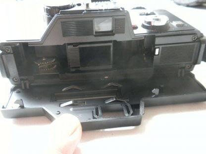 Vintage Minolta110 ZOOM SLR CAMERA With Case 273944048830 2