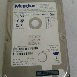 Maxtor 500GB 6H500R0 ATA133 PATAIDE 35 Desktop HDD Hard Drive 274539636461