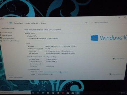 HP Compaq 8200 Elite SFF Intel i5 2500 330GHz 8GB DDR3 1TB HDD Windows 10 Pro 264673104655 3
