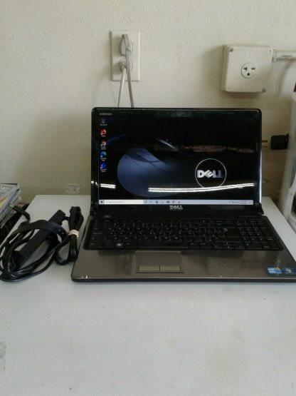 Dell Inspiron 1564 15 Notebook Runs Great Win 10 Dual Language Purple 274547136506 2