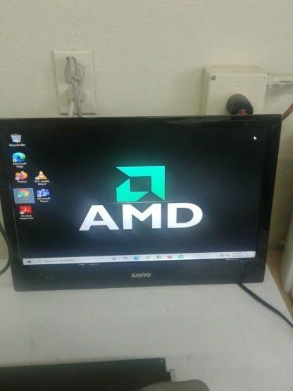 AMD Multimedia Slim PC Nvidia Graphics 2TB HD Windows 10 274527374918 6