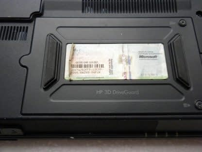 Vintage HP Compaq 6910us Laptop Notebook All Original Windows Vista Works great 264570326684 11