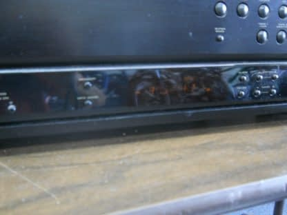 Pioneer SX 205 21 Channel 200 Watt Receiver Works 264580448061 2