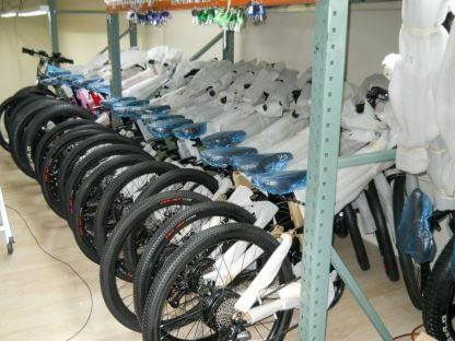 Folding Electric Mountain Bike ebike Men Women Full Suspension 264297090909 2