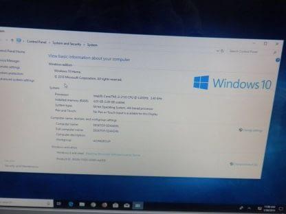 Lenovo 10091 desktop computer i3 34Ghz1TB4GBWin 10 Works GreatNice Cond 264607168575 5