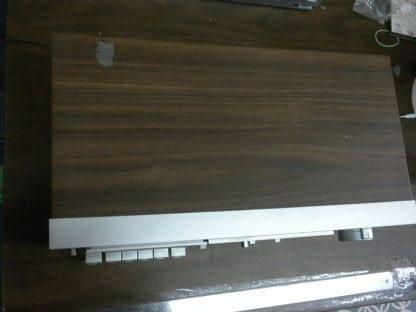 Akai CS M01A Dolby Cassette Deck Super Clean Needs Belt 273746090111 2