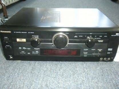 Panasonic SA HE100 350W Multi Input MOS FET Audio Video Home Theater Receiver 264277759756