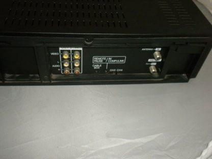 JVC HR DD750U VHS Hi Fi VCR Player Recorder Works Great 273925364901 7