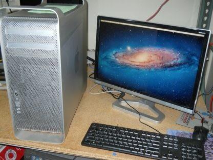 Apple A1186 Mac Pro 11 Quad Core 266GHz 4GB RAM 500GB250GB HDD Lion 264795344263