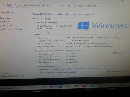 AMD Multimedia Slim PC Nvidia Graphics 2TB HD Windows 10 274527374918 8