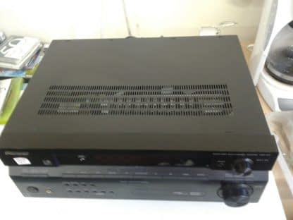 Vintage Pioneer VSX 517 Home Theater Receiver 550 Watts 51 Sounds Great 274537079826 4