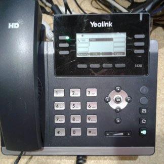 BRAND NEW YEALINK SIP T42G ULTRA ELEGANT GIGABIT IP PHONE SYSTEM 12 LINES 274458389416