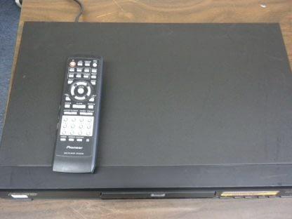 Pioneer VXX2702 DVD Player DV 341 DVD player with remote 264580448042 8
