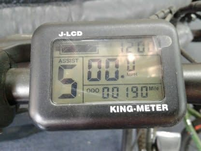Folding Electric Mountain Bike ebike Men Women Full Suspension 264297090909 6