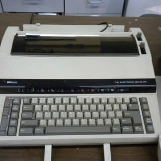 Sears SR2000 The Electronic Scholar Electric Portable Typewriter 274147837130